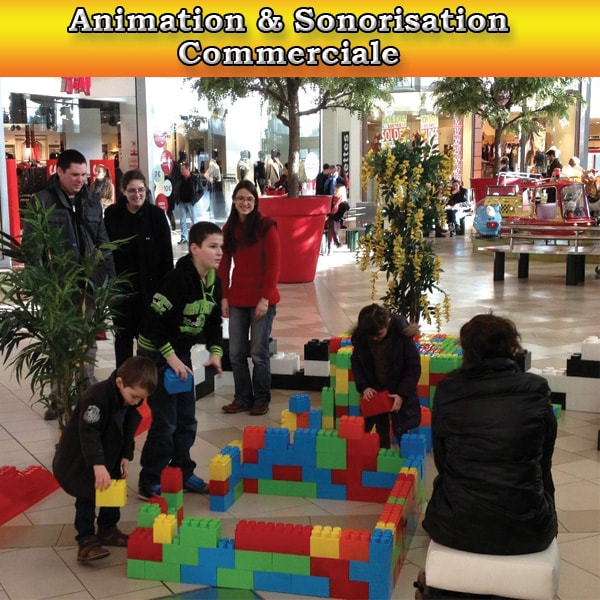Sonorisation & Animation Commerciale - Villeparisis - Paris